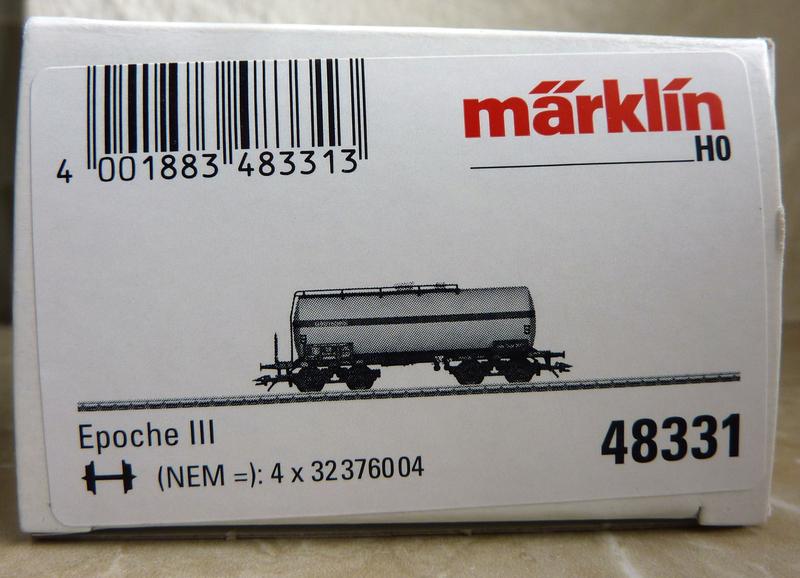 "Märklin 48334 Sonderwagen Info-Tage 2014 ,,Lokstreusand"" P1120813zukwk"