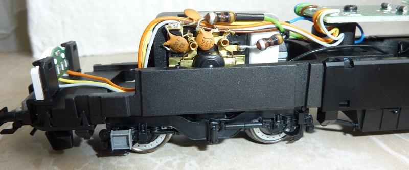 """Trix 22679 (152 137-6 """"TFG Albatros Express"""") --->> Märklin Umbau P1120848jvjfa"""