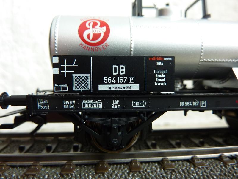 Märklin 48164 Insider Jahreswagen 2014 P1130236btkdz