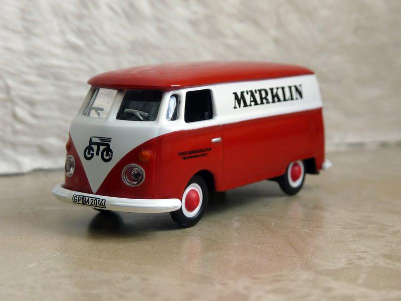 Schuco VW T 1 Märklin P1140173mtz1y