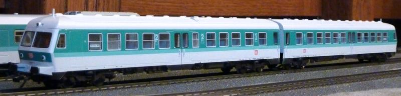 Fleischmann 1438: BR 614 P1150024jiu6x