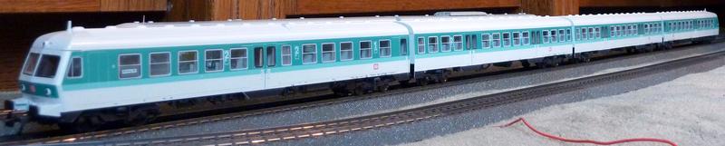 Fleischmann 1438: BR 614 P1150063fskk9