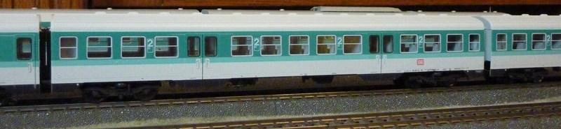 Fleischmann 1438: BR 614 P11500654uk1a