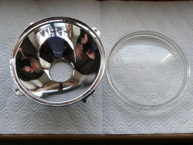 verspiegelung von scheinwerferreflektoren r4 forum. Black Bedroom Furniture Sets. Home Design Ideas