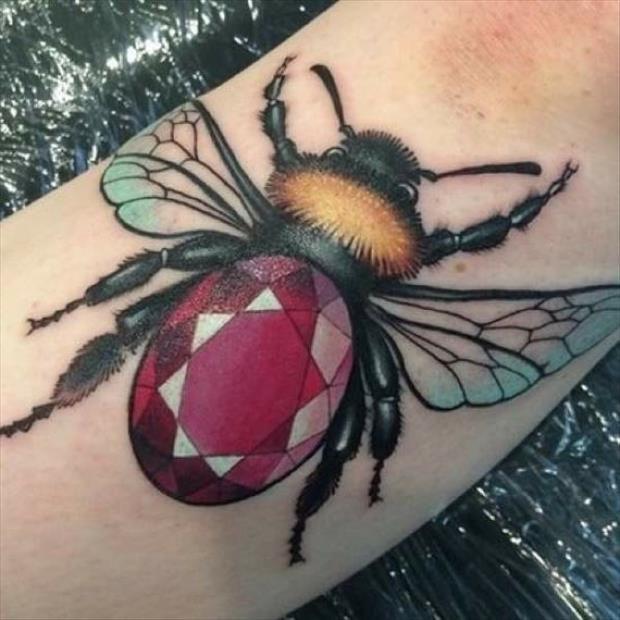 Świetne tatuaże #6 5