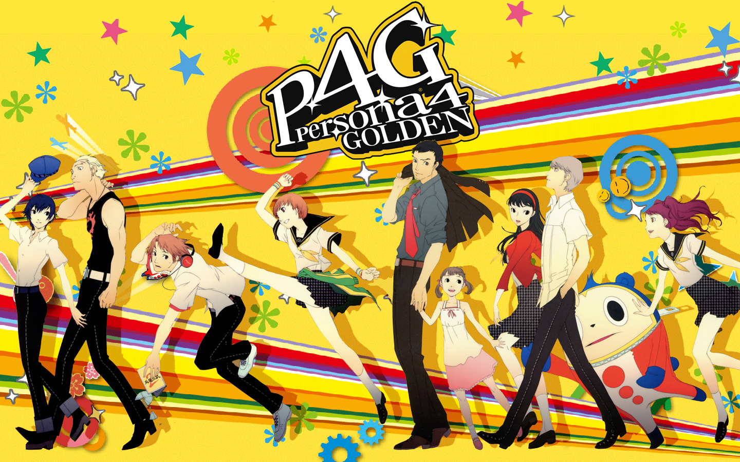 Heads up: There are some minor Persona 4/Persona 4 Golden and Persona 3  Portable spoilers in the images below, but much more so in the sites from  whence ...