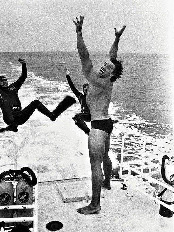 Unikalne zdjęcia - Arnold Schwarzenegger 24