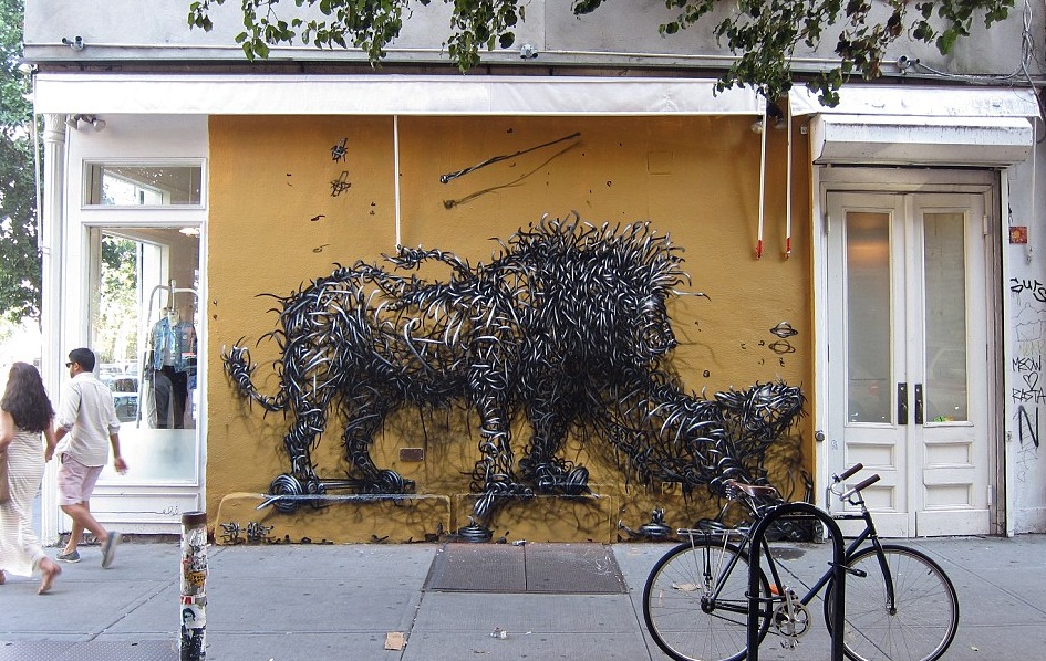 Kreatywne graffiti #3 15