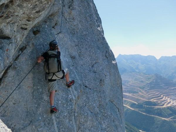Klettersteig Eisenerz : Klettersteig eisenerz alpenverein