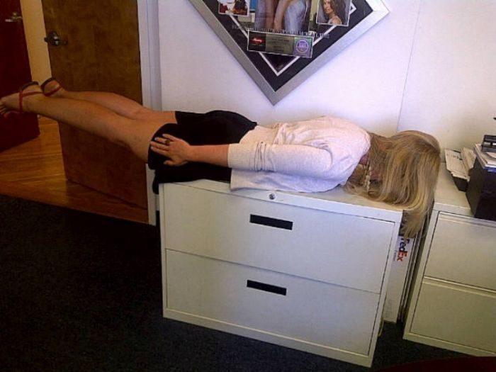 Planking - zabawa w leżenie 19