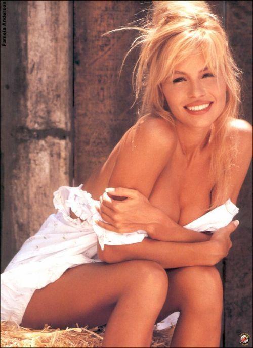 Młoda Pamela Anderson 42
