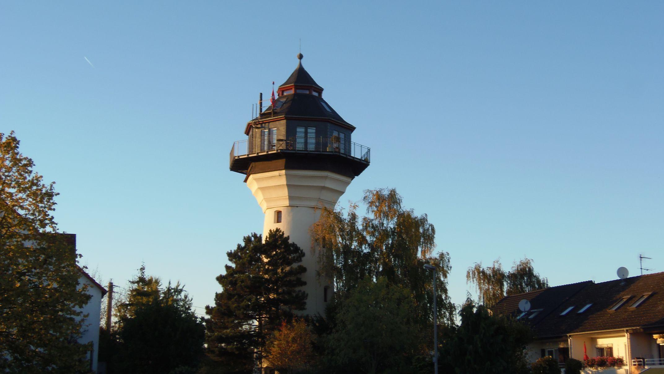 Wasserturm Igstadt