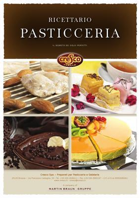 Ricettario Pasticceria -  Martin Braun Gruppe (2014)