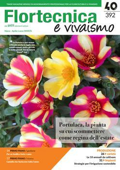Flortecnica e Vivaismo N.392 - Marzo/Aprile 2017