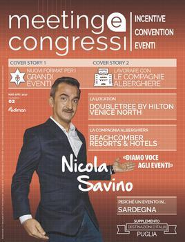 Meeting e Congressi - Marzo/Aprile 2017