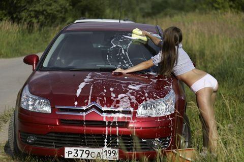 Dziewczyny i samochody #2 26