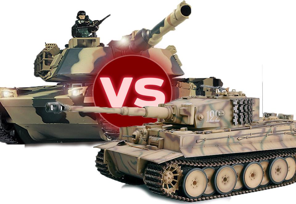 Panzer VS Panzer