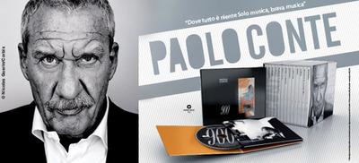 Paolo Conte - Discografia (1974-2014).Mp3 - 320Kbps