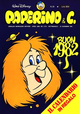 Walt Disney - Paperino & C. N. 26 (1981)