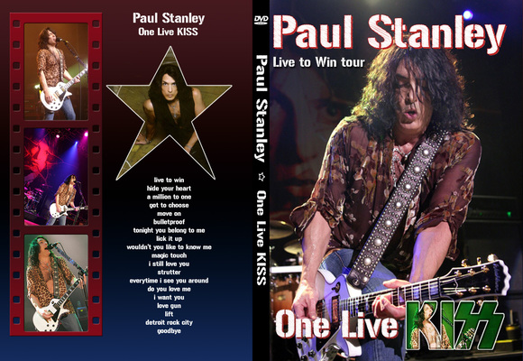 Live To Win — Paul Stanley - Lastfm