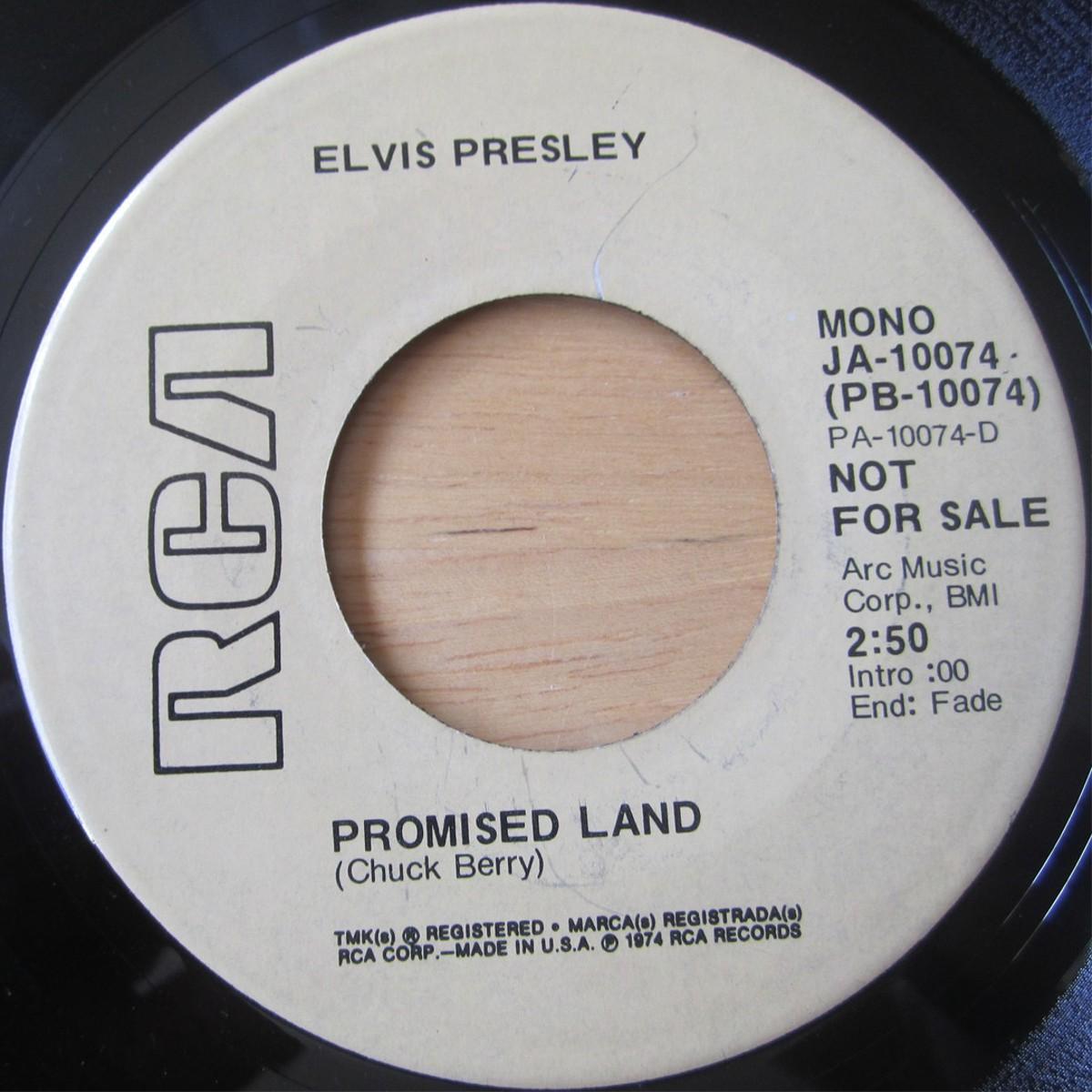 Promised Land / It's Midnight Pb-10074cs3pdn