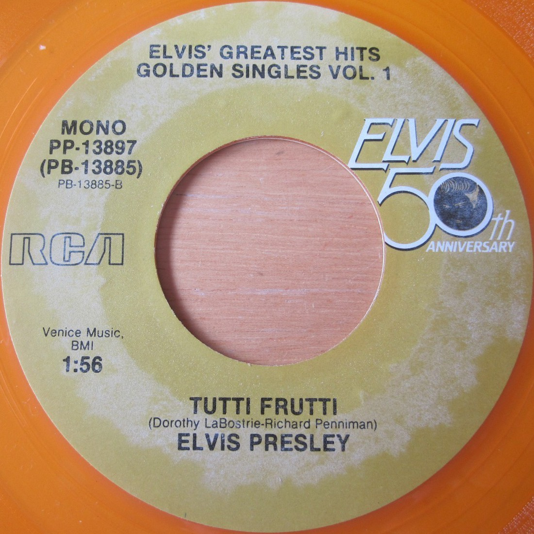 Blue Suede Shoes / Tutti Frutti Pb-13885ckru0r