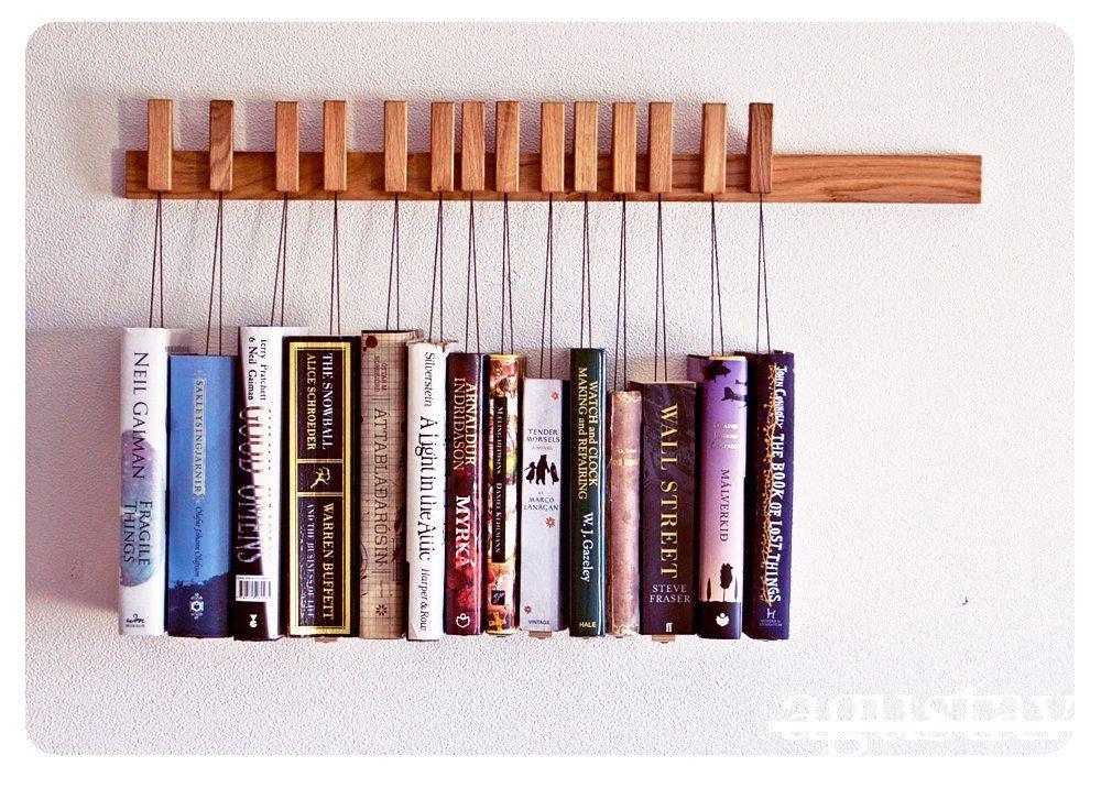 Pomysły na domową biblioteczkę 5