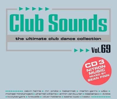 VA - Club Sounds Vol.69 [3CD] (2014) .mp3 - V0