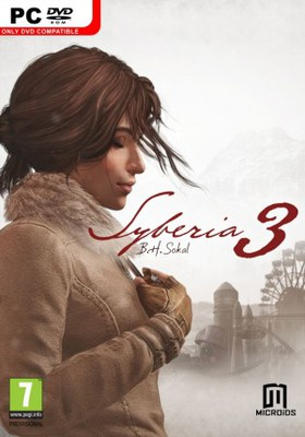 [PC] Syberia 3 (2017) Multi - SUB ITA CODEX