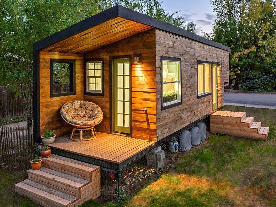 Mini domy 8