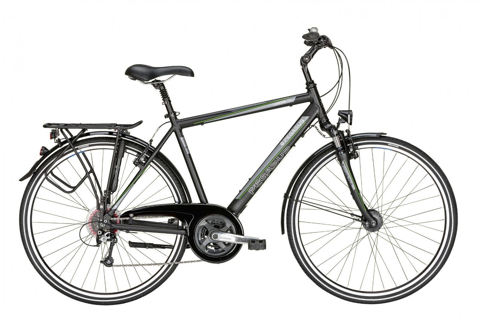 herren fahrrad pegasus lakota 24 shimano xt schwarz 28. Black Bedroom Furniture Sets. Home Design Ideas