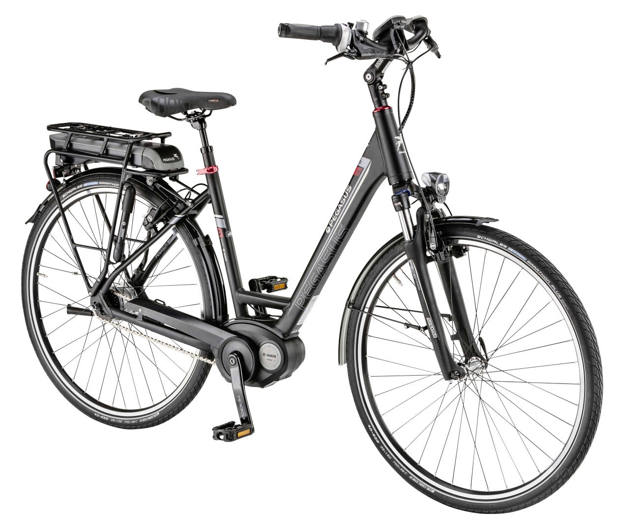 elektro fahrrad pegasus premio e8 f e bike bosch shimano 8g schwarz 50 cm 2015 ebay. Black Bedroom Furniture Sets. Home Design Ideas