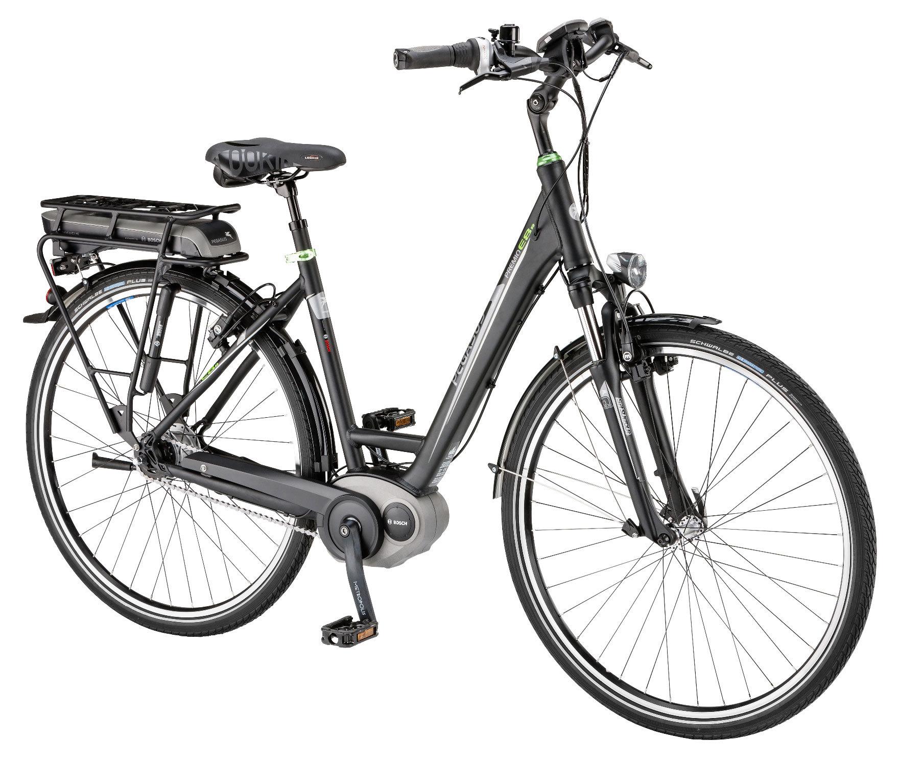 damen elektro fahrrad pegasus premio e8 r e bike bosch 11. Black Bedroom Furniture Sets. Home Design Ideas