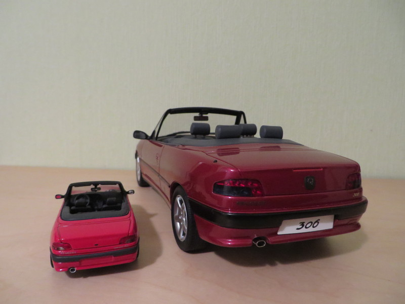 peugeot 306 cabriolet modelcarforum. Black Bedroom Furniture Sets. Home Design Ideas