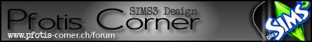 Pfotis Corner Sims 3 & 4
