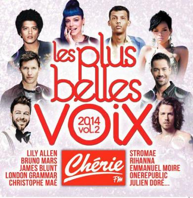 VA - Les Plus Belles Voix Chérie FM Vol.02 (2014) .mp3 - 320kbps