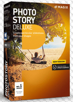 MAGIX Photostory 2017 Deluxe 16.1.1.33 German