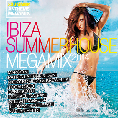 VA - Ibiza Summerhouse Megamix [2CD] (2014) .mp3 - V0