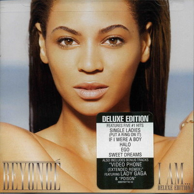 Beyonce - I Am...Sasha Fierce (DELUXE ED.)(2009).Mp3 - 320Kbps
