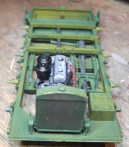 Soviet Artillery Tractor Ya-12 in 1:35 von MiniArt Pict4051yzu0v