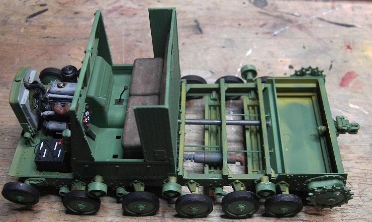 Soviet Artillery Tractor Ya-12 in 1:35 von MiniArt Pict4066xeuq9