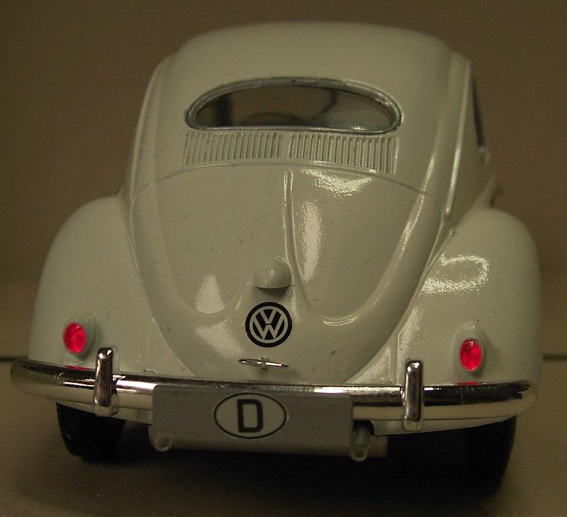 Volkswagen Käfer 1956 (Ovali) 1:24 von Gunze Sangyo aus 1989 Pict4361ysuqx