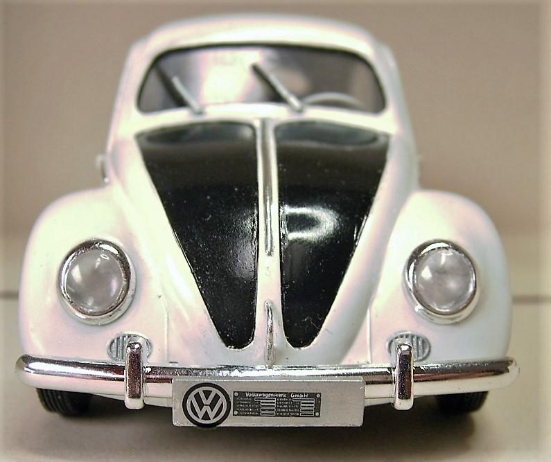 Volkswagen Käfer 1956 (Ovali) 1:24 von Gunze Sangyo aus 1989 Pict43632fourx