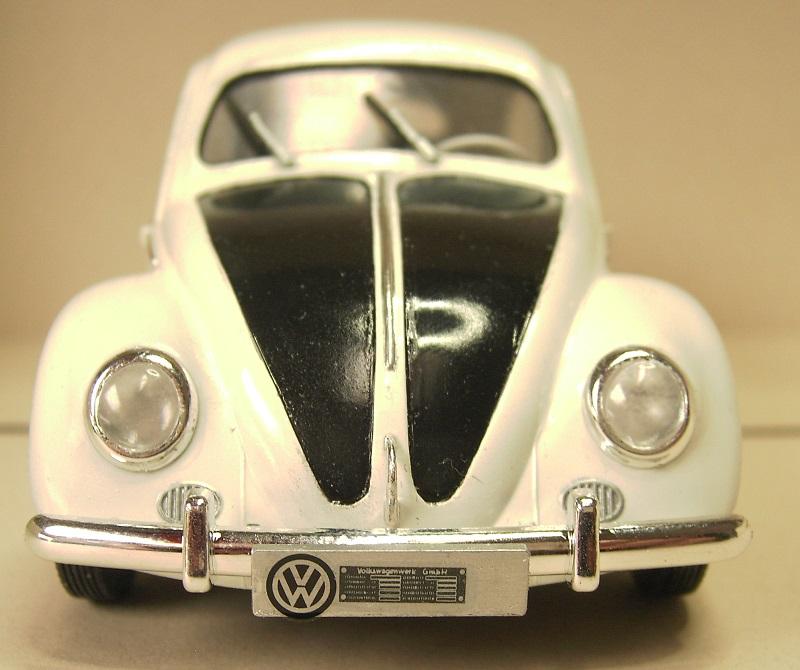 Volkswagen Käfer 1956 (Ovali) 1:24 von Gunze Sangyo aus 1989 Pict4363soujl