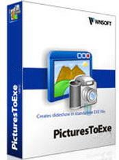 PicturesToExe Deluxe 9.0.13 Multilingual inkl.German