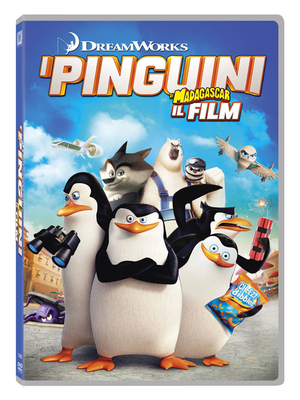 I Pinguini Di Madagascar (2014).Avi Dvdrip Xvid Ac3 - ITA