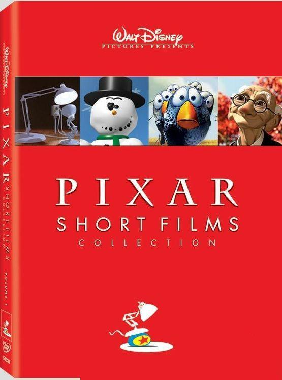 Pixar Kısa Filmleri – Pixar Short Films Collection 1-2 | 2007-2012 | BDRip XviD