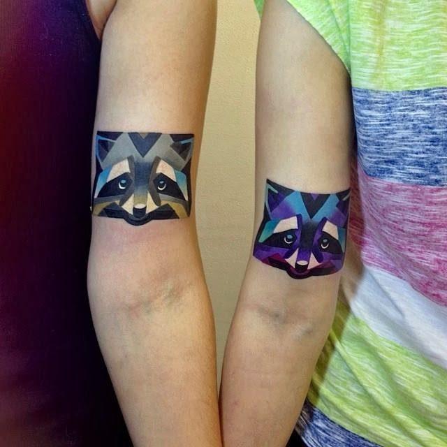 Świetne tatuaże - Sasha Unisex 5