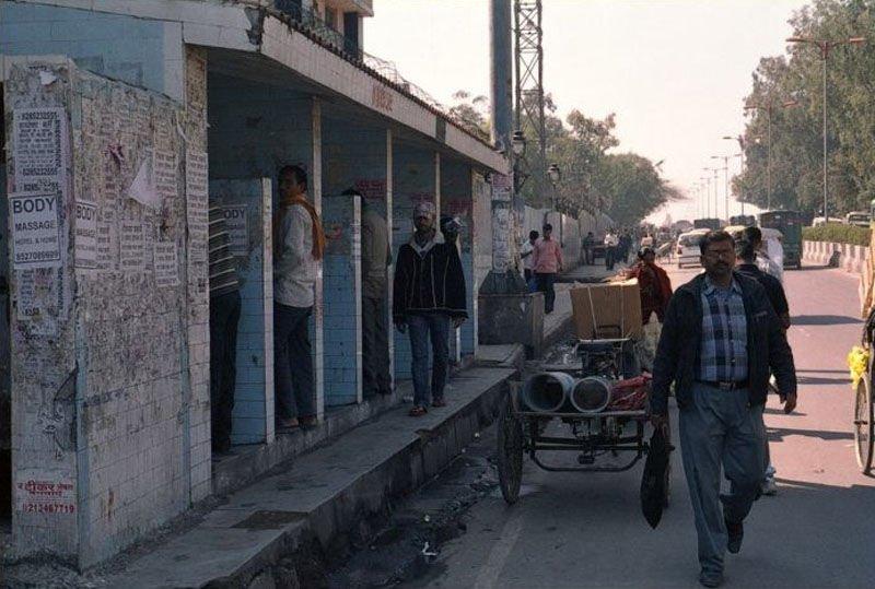 Indyjskie slumsy 4
