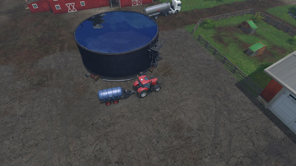 Placeable water storage and collection